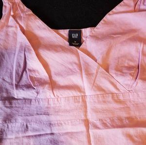 GAP Tops - Gap women's blouse/tank Lilac size Med